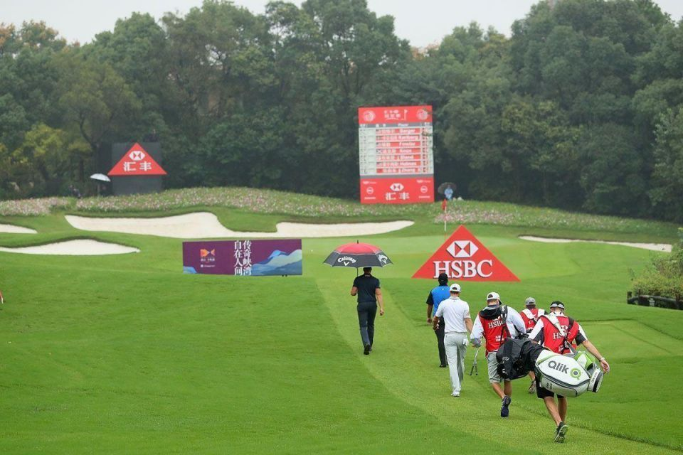 In pictures: WGC - HSBC Champions: Day One