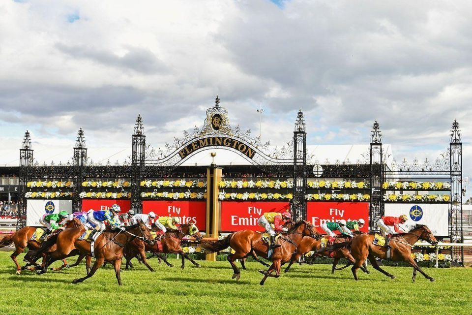 In pictures: Emirates Melbourne Cup