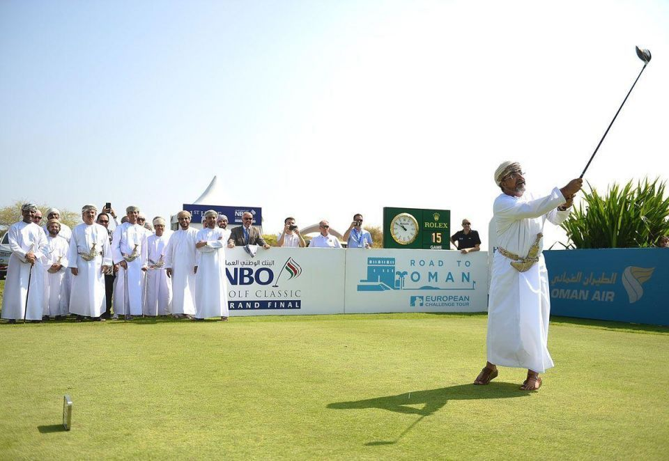 In pictures: NBO Golf Classic Grand Final in Oman