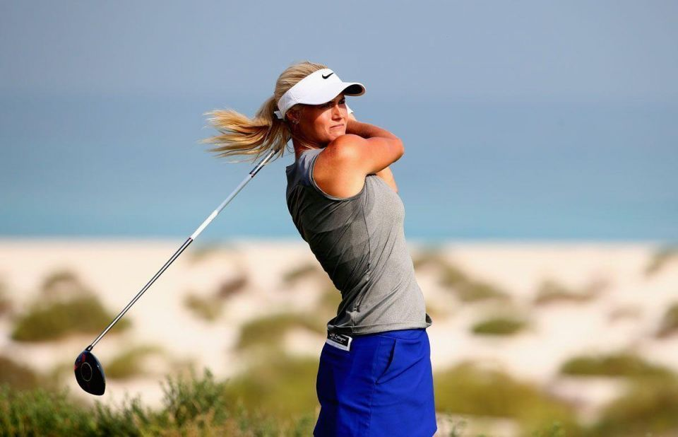 In pictures: USA's Beth Allen clinches title in Abu Dhabi
