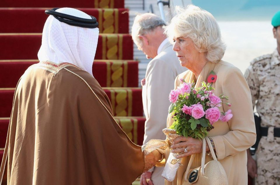 In pictures: Britain royals complete Gulf tour in Bahrain
