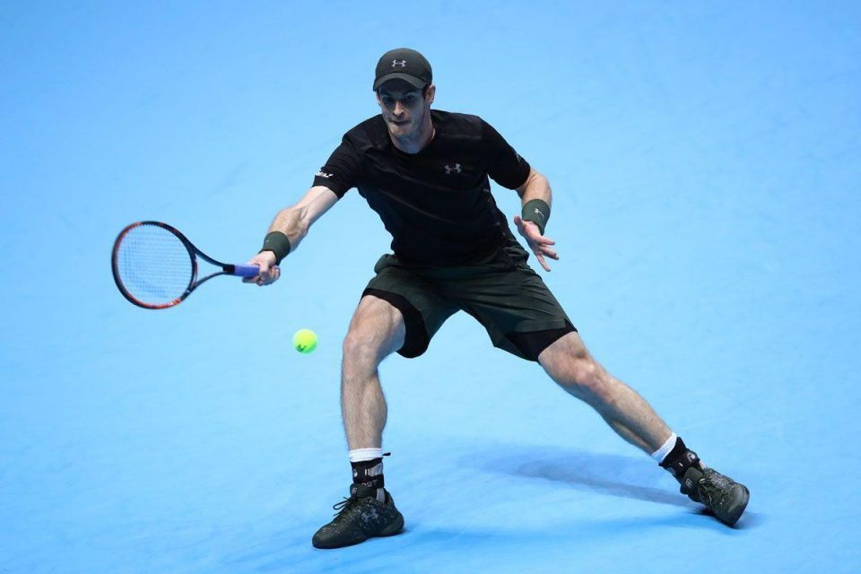 In pictures: Andy Murray beats Novak Djokovic to win ATP World Tour Finals