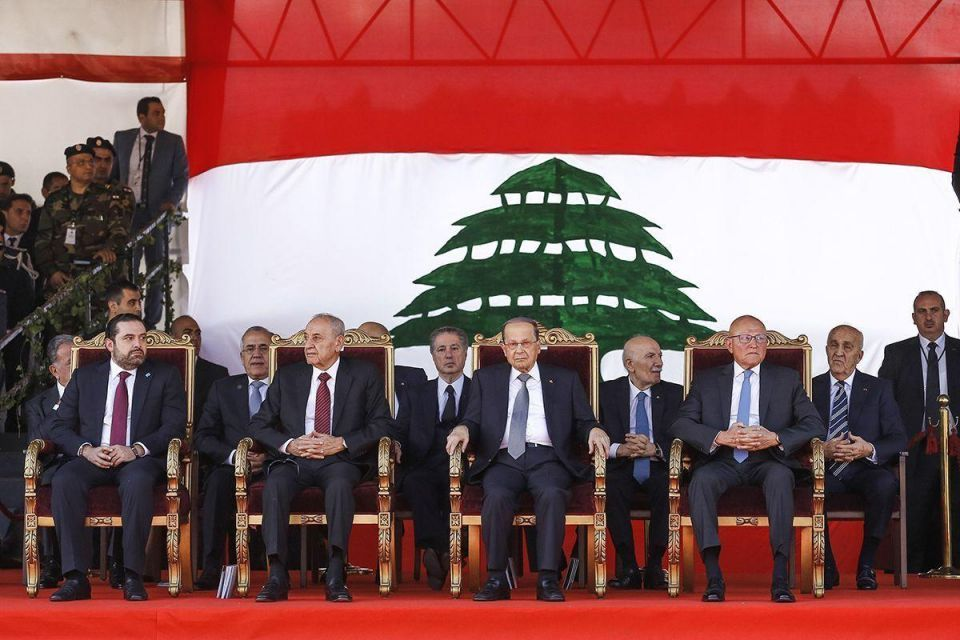 In pictures: Lebanon Independence Day celebration
