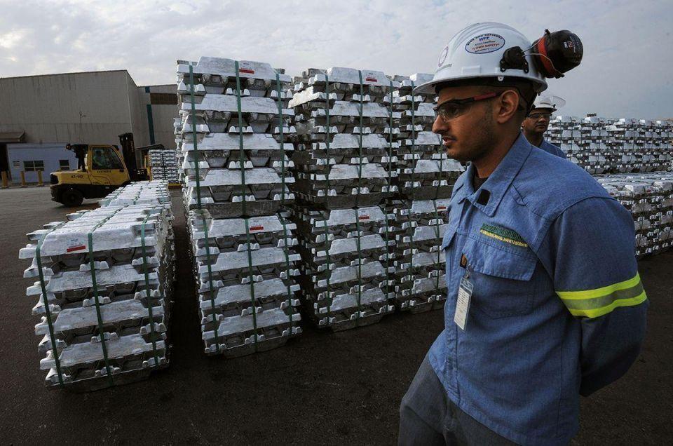 In pictures: Maaden Aluminium Factory in Riyadh
