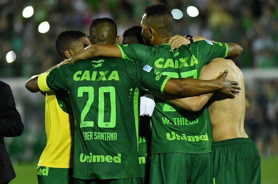 Plane crashes in Colombia with 81 onboard, including Brazil footballers