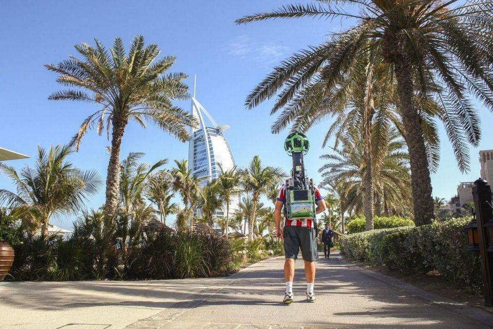 Google launches new Dubai Street View series for National Day