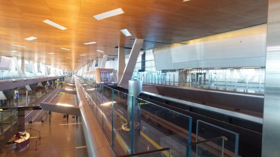Qatar's Hamad Int'l set to launch shuttle train operations