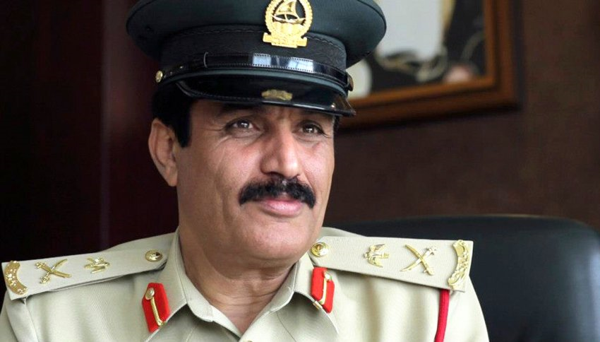 Dubai's police commander dies after heart attack