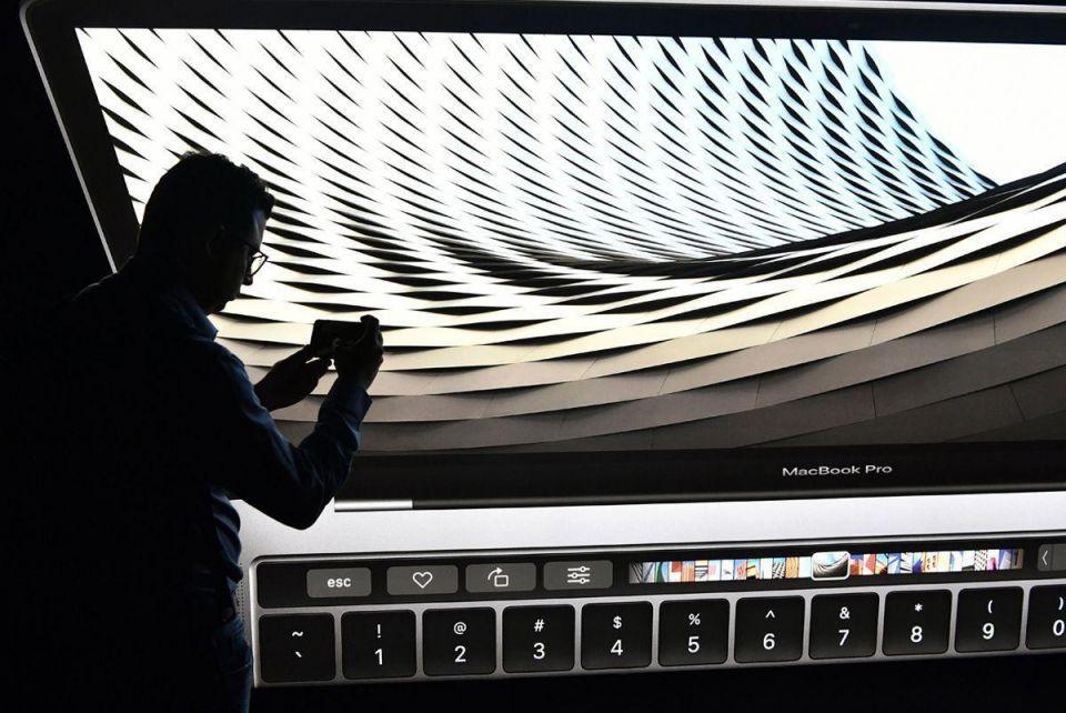 In pictures: Apple's MacBook Pro