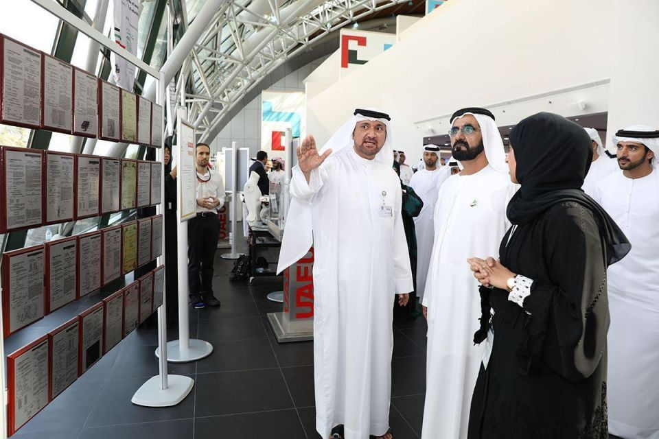 In pictures: Sheikh Mohammed bin Rashid launches UAE University Science and Innovation Park