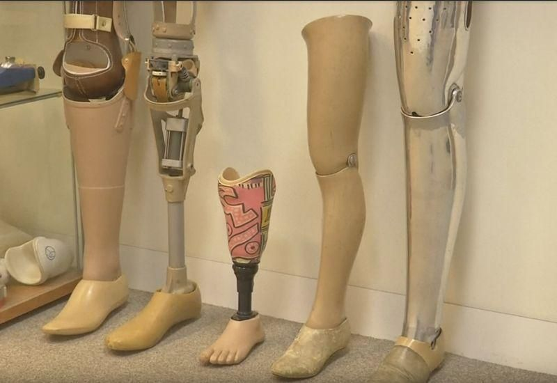 Video: Intelligent prosthetic leg automatically adjusts to the terrain