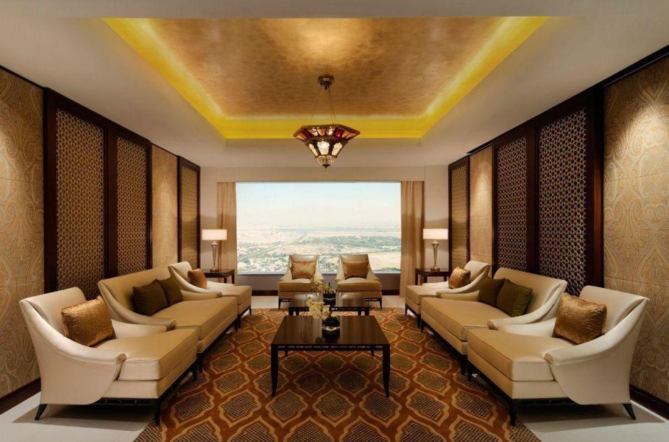 Review: The Royal Suite, The Conrad Dubai