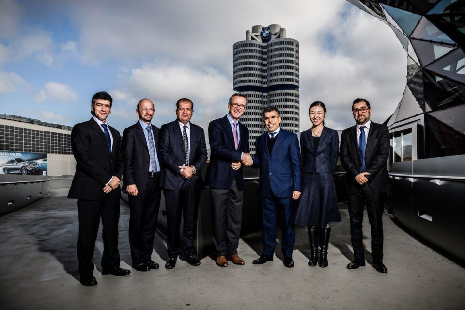 UAE's EGA signs 3-year direct aluminium supply deal with BMW