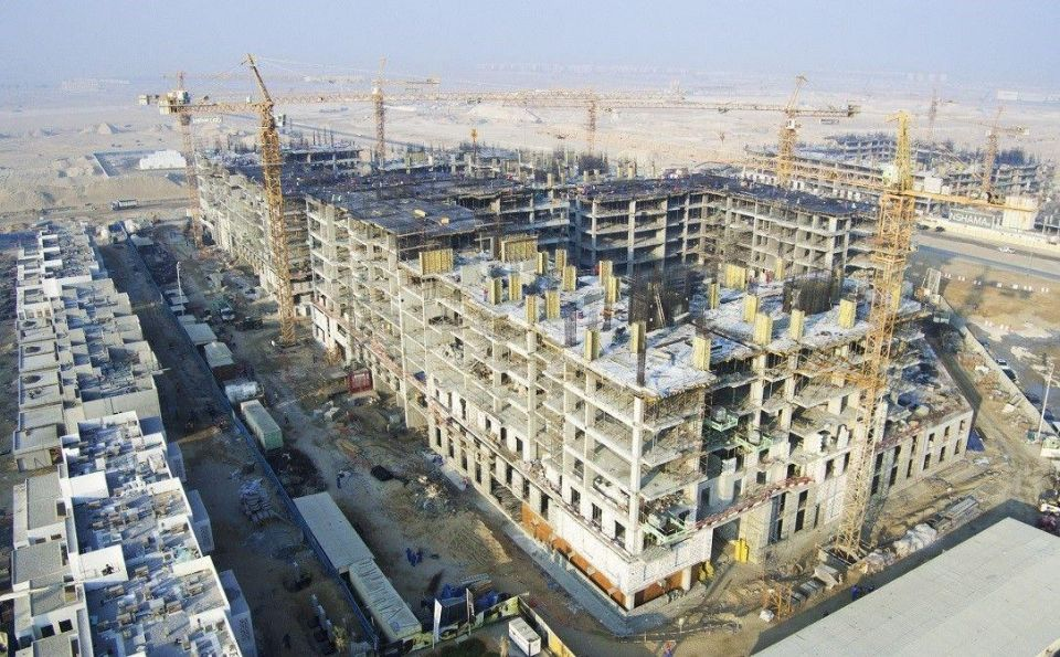 Dubai's Town Square says to hand over first 2,000 homes in 2017