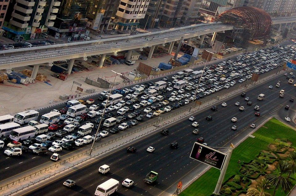 How to solve the Dubai-Sharjah congestion dilemma