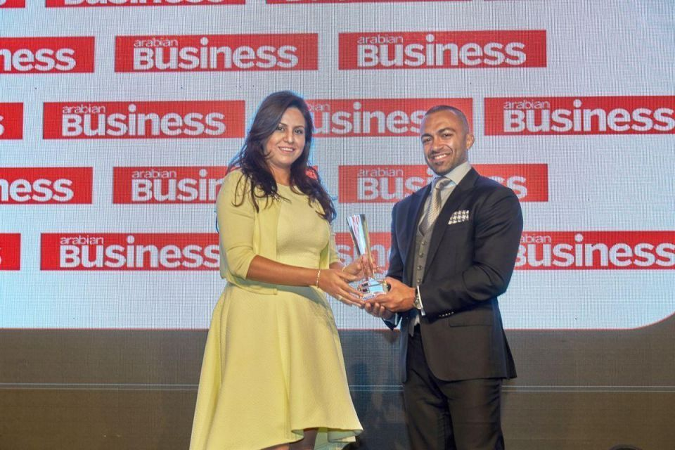 In pictures: Arabian Business Achievement Awards 2016