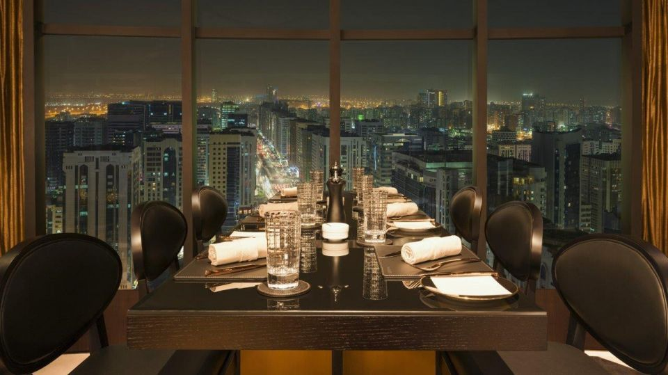 Where to dine in luxury in Abu Dhabi