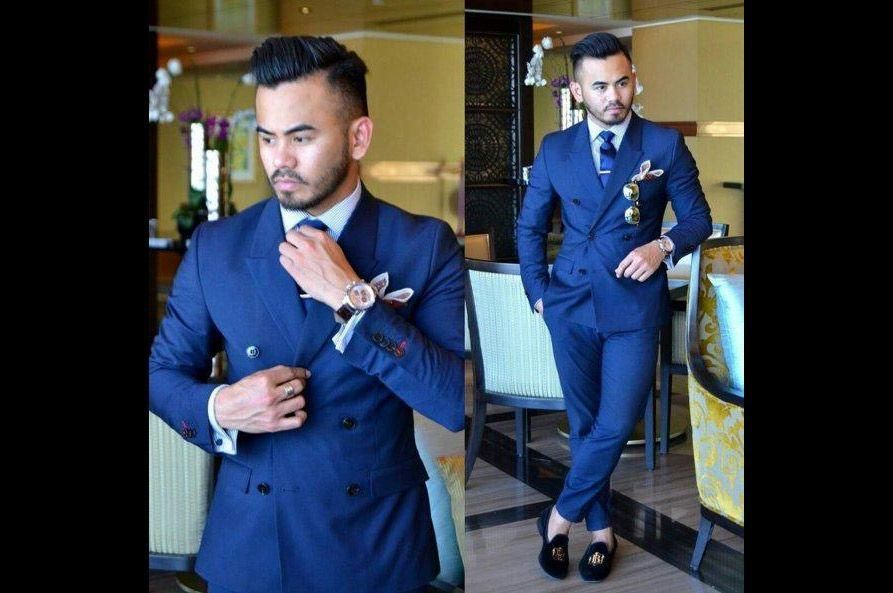 10 ways to wear a suit