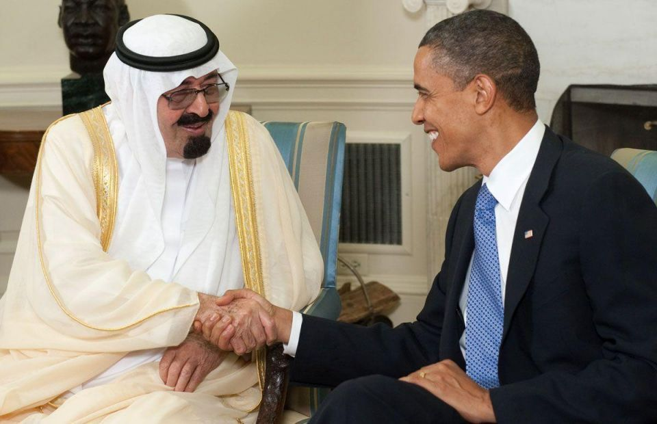 Revealed: Saudi Arabia accounted for 75% of the value of all official gifts given to the US in 2014