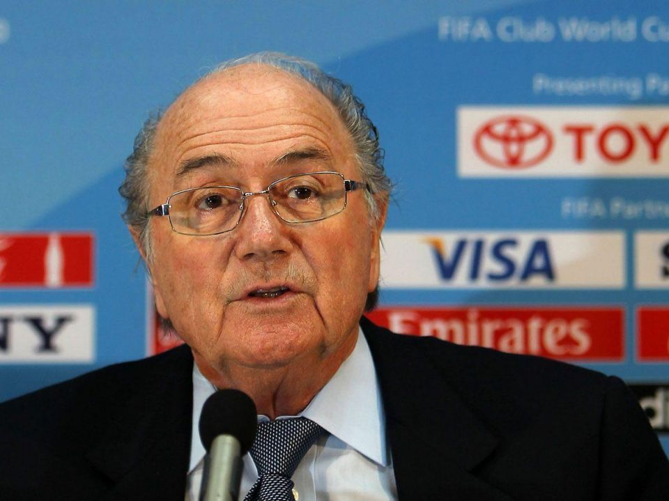 Visa threatens to ditch FIFA as sponsor dismay mounts