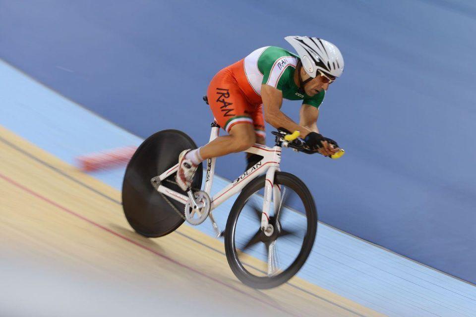 Iranian cyclist dies following crash at Rio Paralympics
