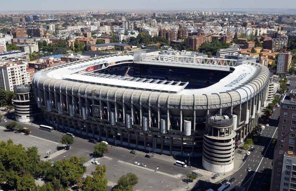Abu Dhabi's IPIC to part fund revamp of Real Madrid's stadium