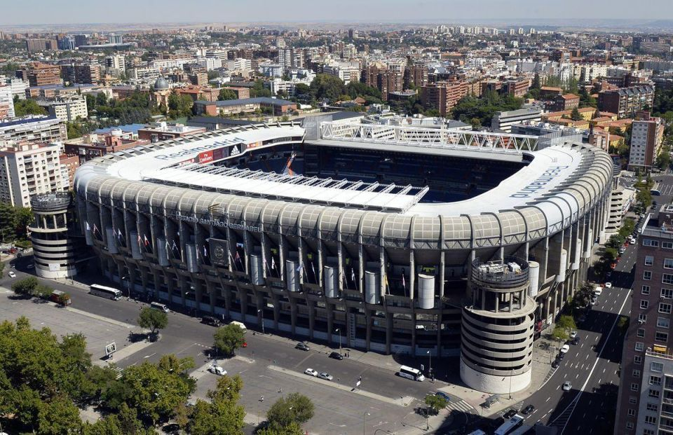 UAE firm wins naming rights to new Real Madrid stadium