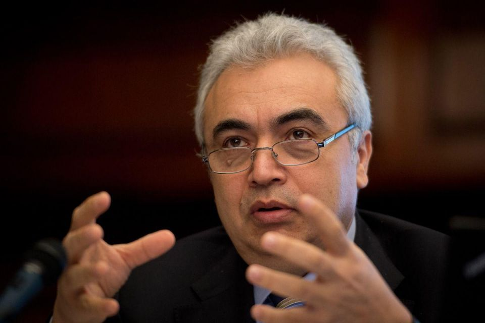 IEA expects oil investment to fall for third year in 2017