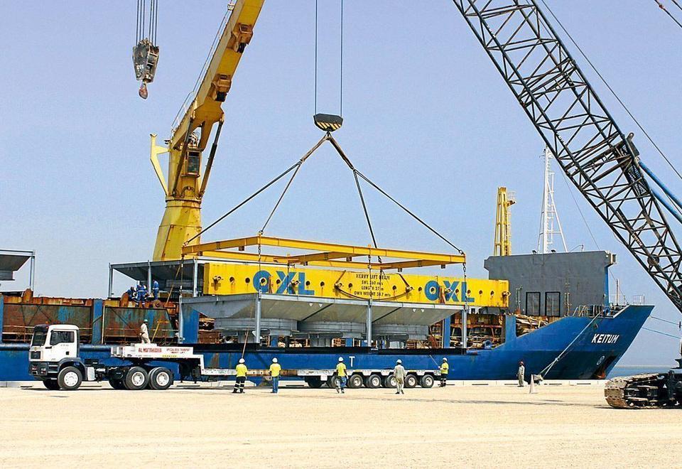Saudi Arabia grants Oman $210m to fund port projects