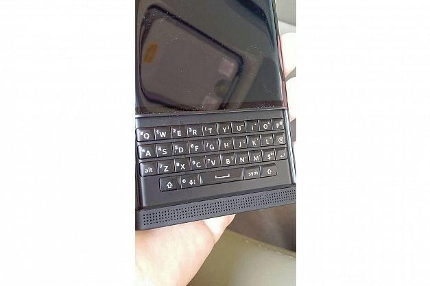 Leaked... BlackBerry's Android-based Venice