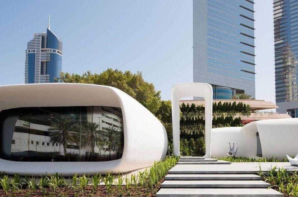 Dubai's DEWA awards tender for world's first 3D-printed lab