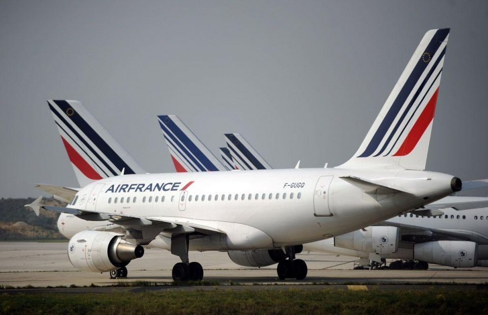 Air France allows crew to opt out of Tehran route after headscarf row