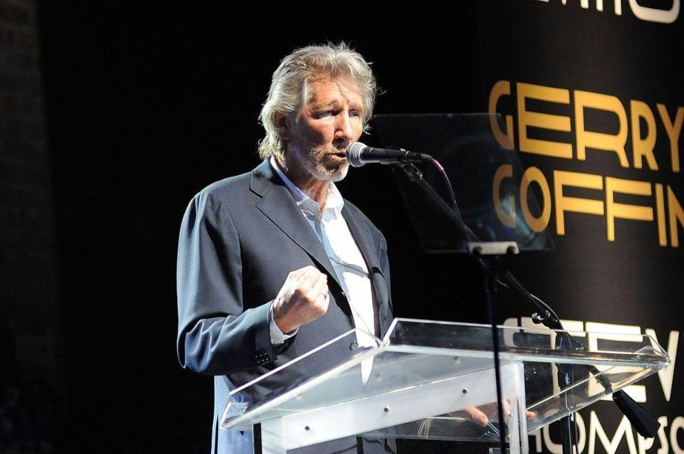 Pink Floyd superstar Roger Waters to appear at Dubai's Young Arab Awards
