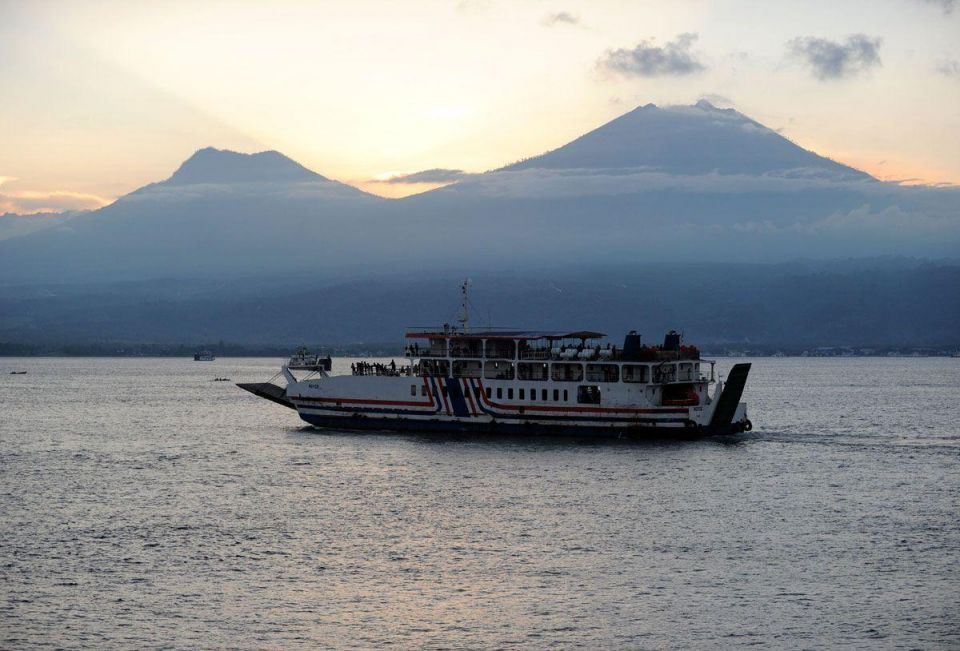 Bali ferry explosion kills two, injures 13