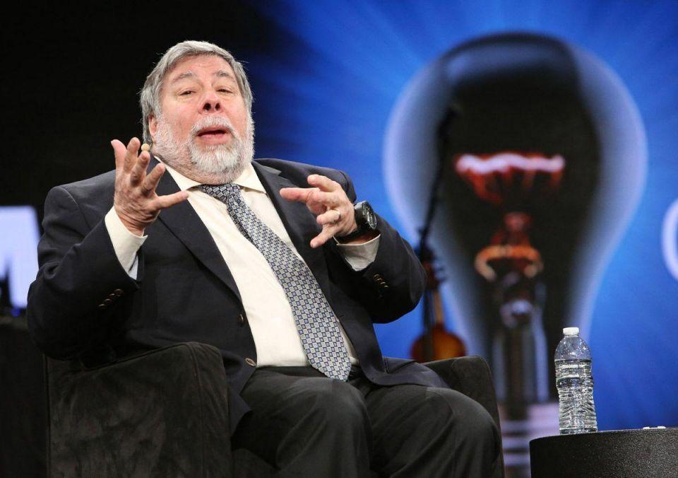 Steve Wozniak: 'US would look like Dubai if it didn't spend all its money on military'