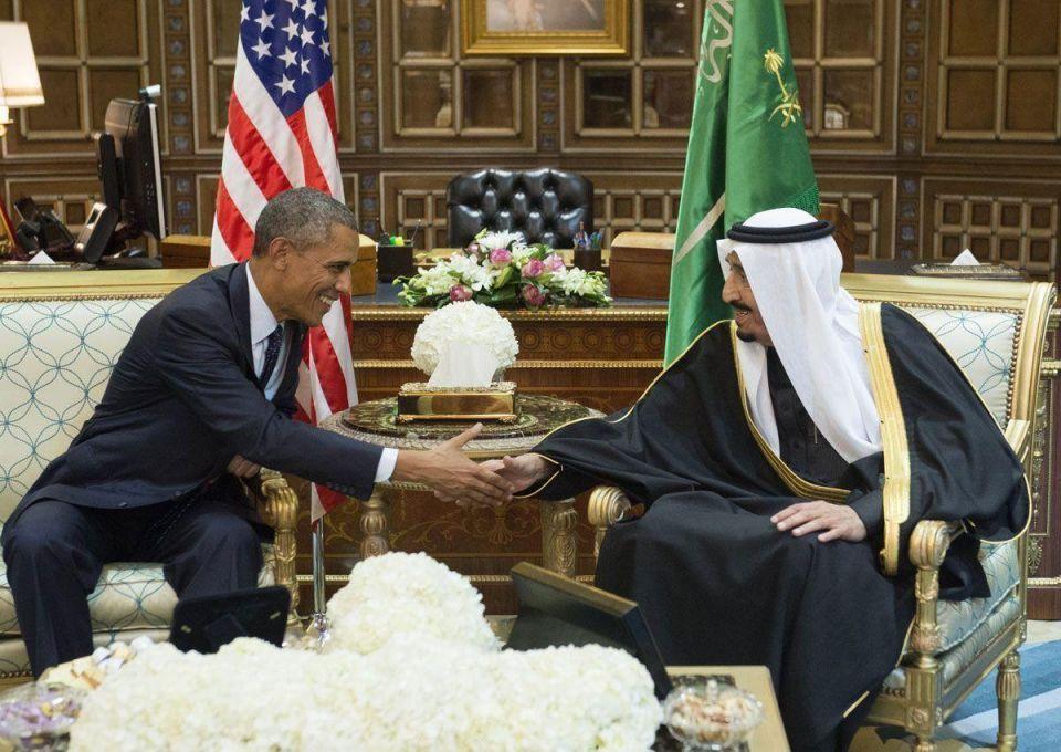 Obama to assure Saudi king of US help to counter Iranian threat