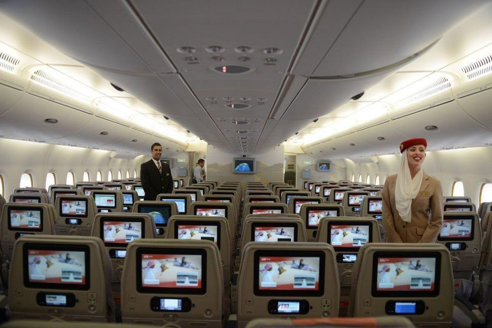 Emirates confirms plan to introduce seat selection charge