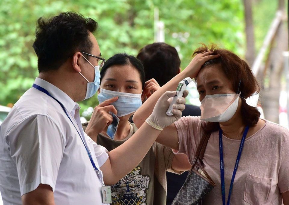 First MERS case reported in South Korea since 2015 outbreak