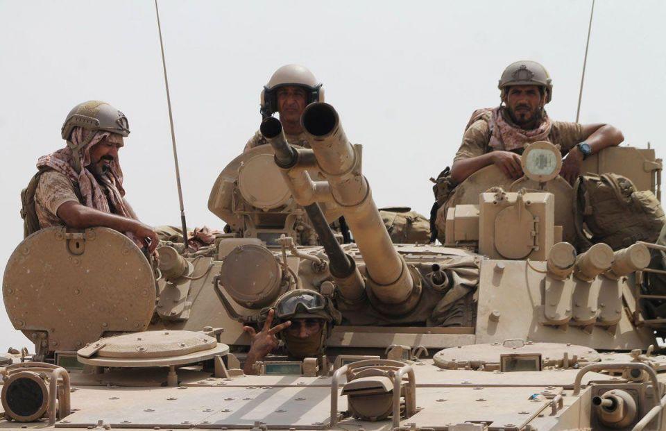 Gulf-backed Yemeni forces battle Houthis for strategic territory