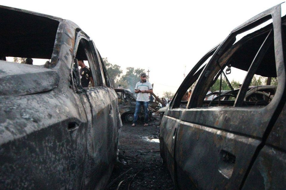 ISIL bombs kill at least 17 in Baghdad