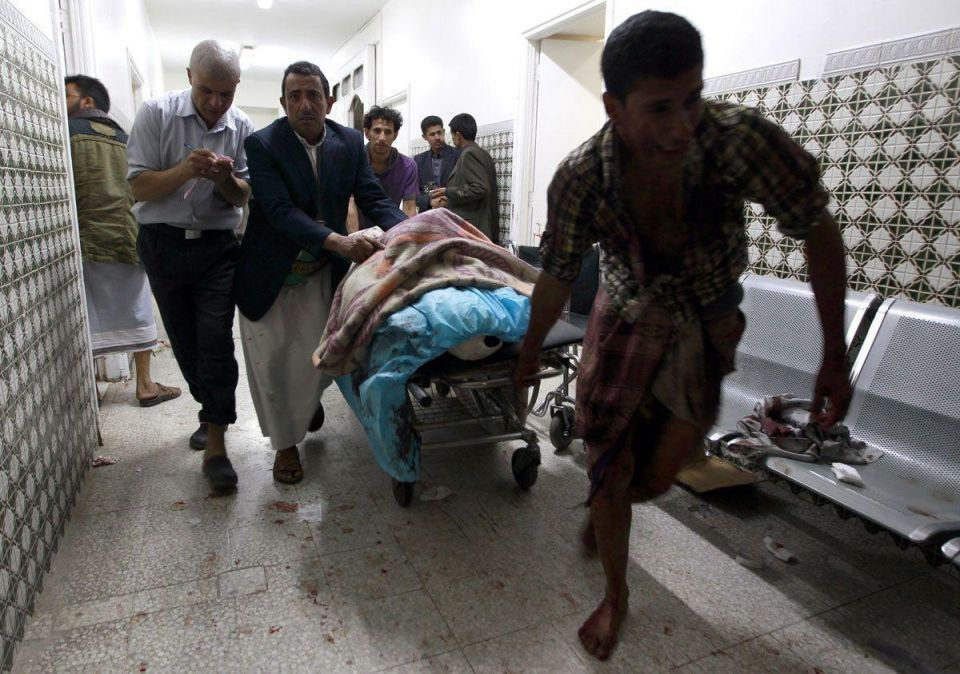 28 killed in ISIL bomb attack on mosque in Yemen