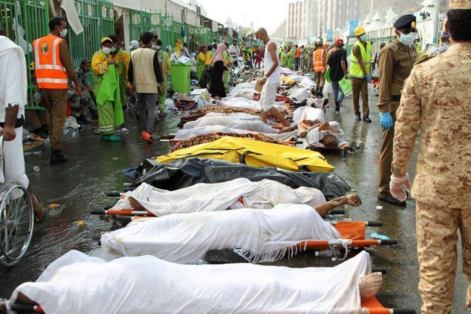 Haj pilgrims begin rite which caused deadly crush in 2015