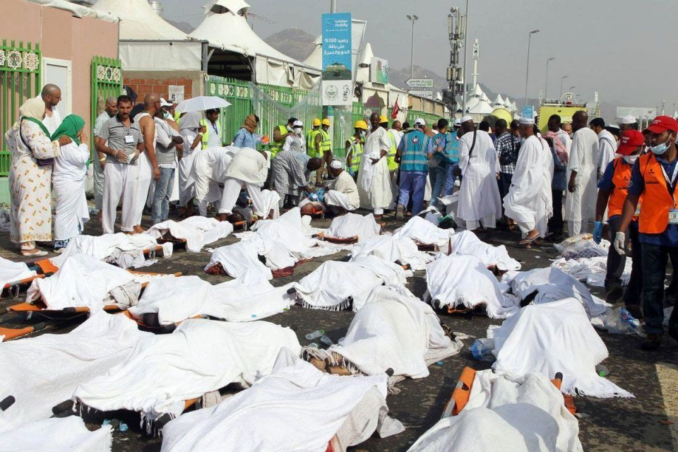 Saudi Arabia, Iran continue to clash over fallout from haj crush