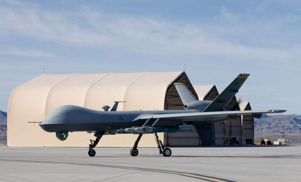 UAE signs $361m deal to buy eight drones as demand grows