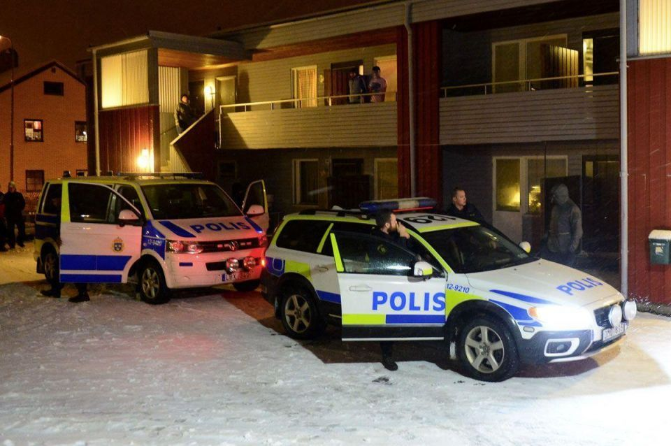 Two Swedes get life sentences for helping in executions in Syria