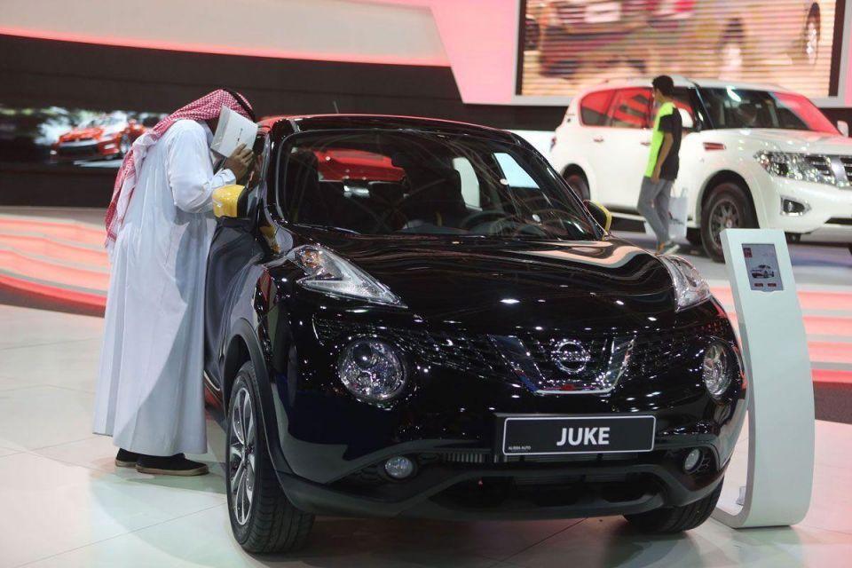 International motor show opens in Jeddah