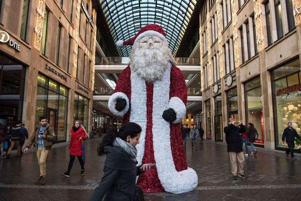 Christmas preparations around the world