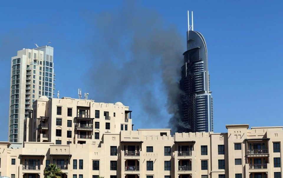 Dubai plans new fire safety rules for flammable cladding in older buildings