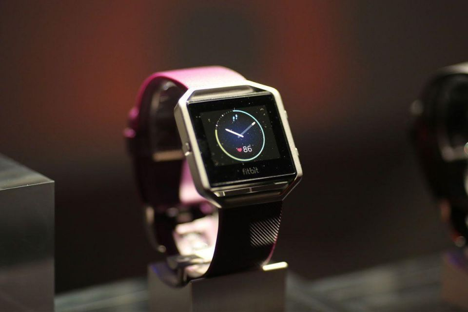 The latest smartwatches displayed in Las Vegas