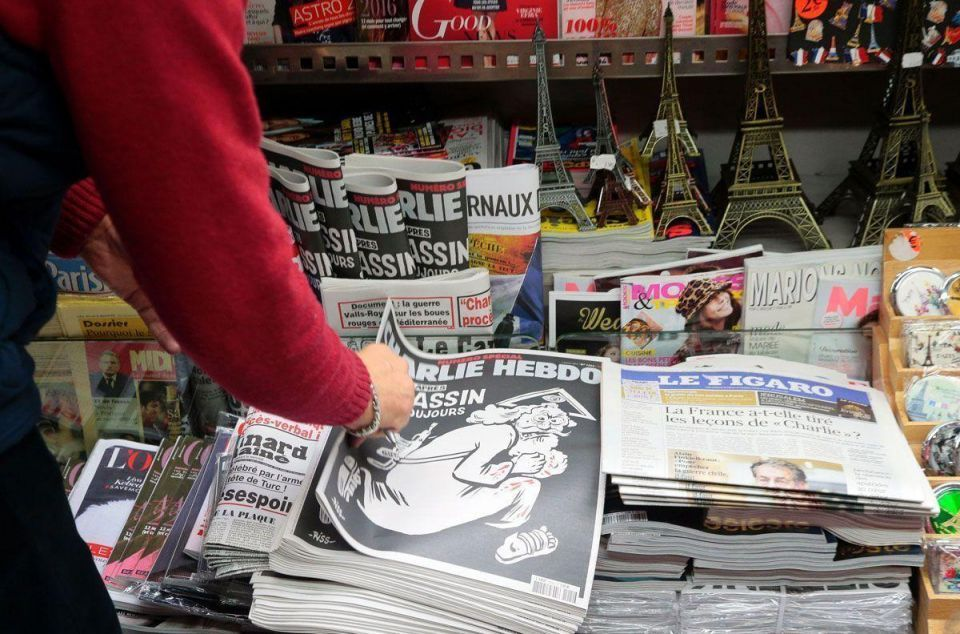 'Je suis Charlie' – One year after